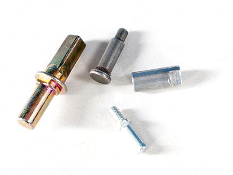Prototype screw machine parts