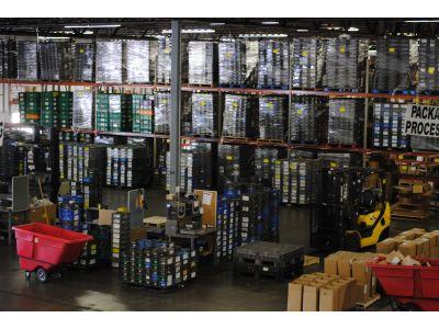 Vendor Manage Inventory