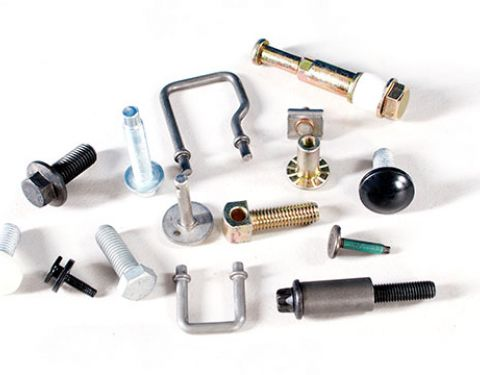 Special bolt fasteners
