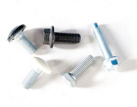 Custom bolt fasteners
