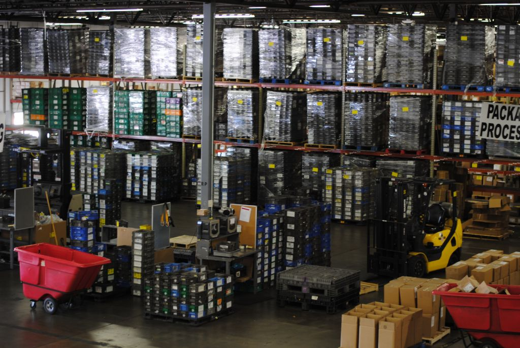 distribution and vendor managed inventory