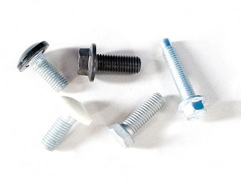 Automotive bolt fasteners